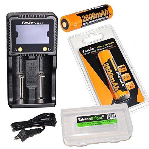 Bundle Protected Rechargeable Batteries EdisonBright product image