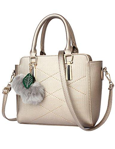 fourre femme brillant cuir en pour bandoulière Menschwear bleu neuve sac à doré sac tout qSwCTfH