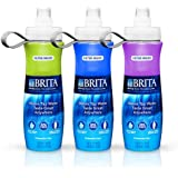 Brita Sport Water Filter Bottle, 3/Pack, 20 Ounce