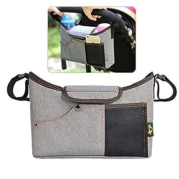 Amazon.com: jerrybox Bolsa de carriola Organizador ...