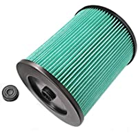 Replacement High Efficiency Particle Air Filter for Craftsman 9-17912 Wet Dry Vacuum Filter