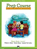 Alfred's Basic Piano Prep Course Theory, Bk C: For the Young Beginner