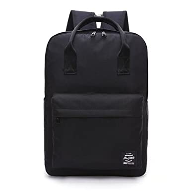 YingTech Lady Boy Girls Backpack Women Preppy School Bags For Teenagers Men  Oxford Travel Bags Girls 49b412563a84d