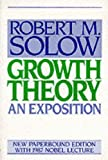 Growth Theory: An Exposition (Radcliffe Lectures)