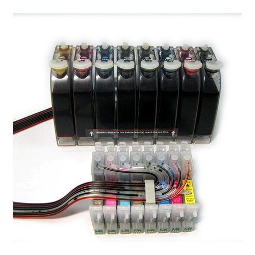 Gigablock CIS CISS Continuous Ink Supply System For Epson...