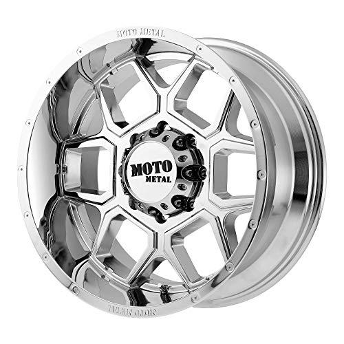 MOTO METAL Custom Wheel Rim MO981 Chrome (20