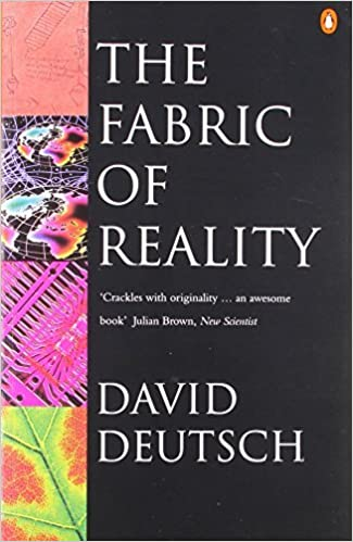 image for Fabric Of Reality (Penguin Science) by Deutsch David (1998-06-02) Paperback
