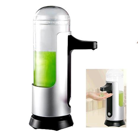 Dispensador automático de jabón, con sensor de infrarrojos, manos libres
