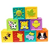 Kingtree Squeeze and Stack Block Set, Soft Building