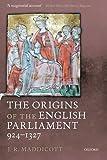 The Origins of the English Parliament, 924-1327