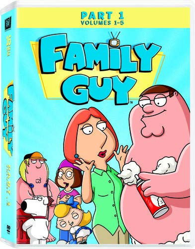 Family Guy: Part 1 (volumes 1-5)