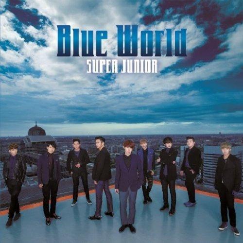 CD : Super Junior - Blue World (Japan - Import, 2 Disc)