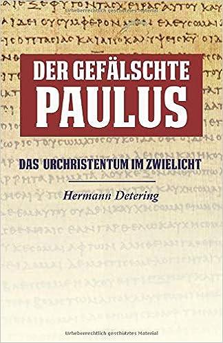 Der Gefälschte Paulus