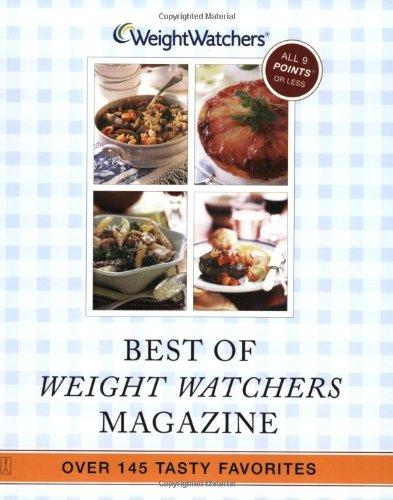 Best of Weight Watchers Magazine: Over 145 Tasty Favorites