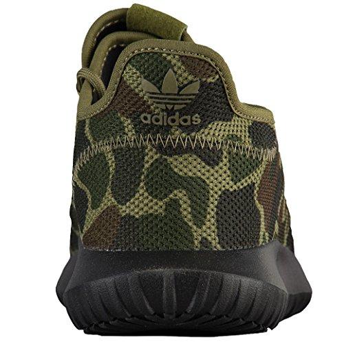 Adidas Heren Originelen Buisvormige Schaduw Breien Cp8682 Ngtcar, Ngtcar, Cblack