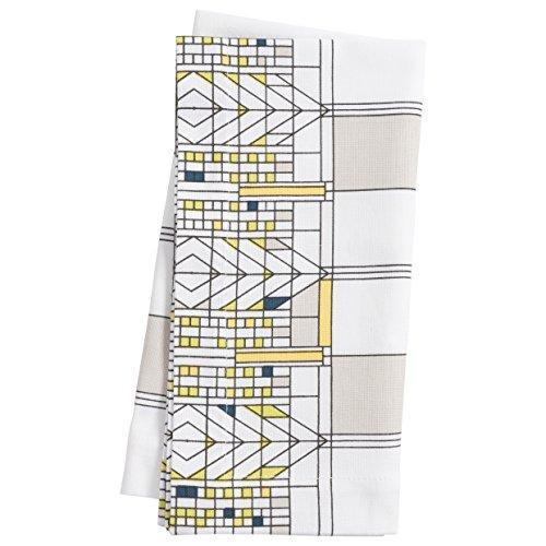 - KAF Home Frank Lloyd Wright Printed Dinner Napkin 20 x 20-inch 100-Percent Cotton Set of 4 (Tree of Life)