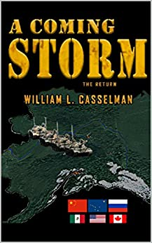 A Coming Storm by [Casselman, William]