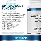 Douglas Laboratories - DHEA 25 mg - Micronized to