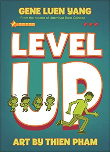 Amazon com: Level Up (9781250108111): Gene Luen Yang, Thien