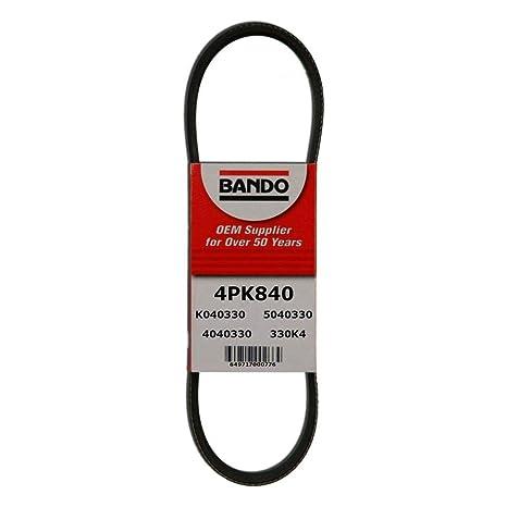 Correa de distribución Bando 4PK1210 calidad OEM