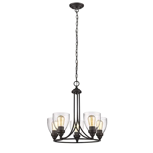 size 40 a7609 8c7a7 5-Light Elissa Mini Chandelier - - Amazon.com