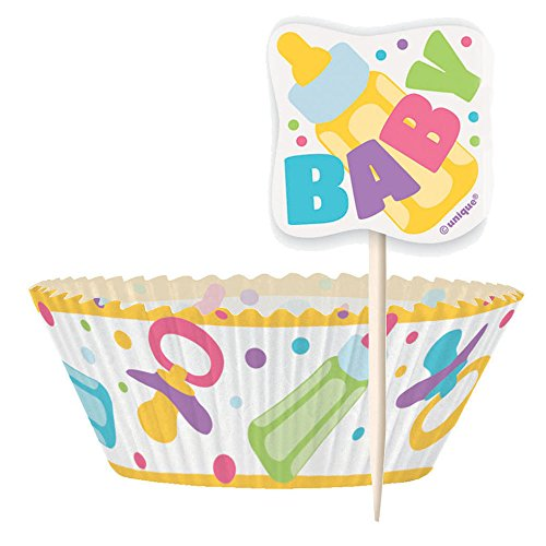 Gender Neutral Baby Shower Cupcake product image