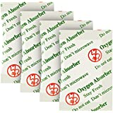 300CC(50-Pack) Food Grade Oxygen Absorbers Packets for Home Made Jerky and Long Term Food Storage