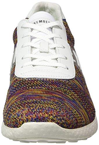 Bikkembergs Herren Springer 012 Niedrige Sneaker,  (Mehrfarbig), 45 EU