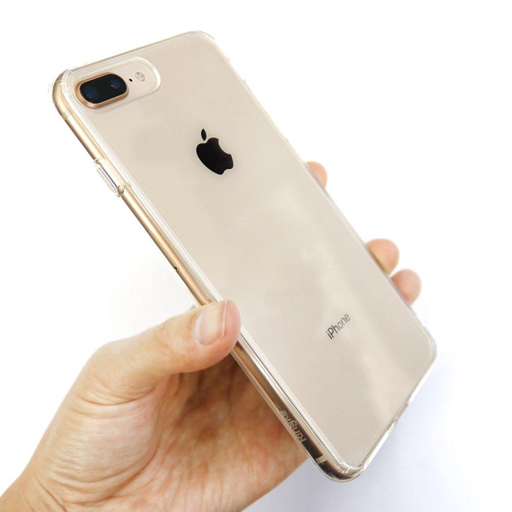 Iphone 7 Plus 8 Case Ringke Crystal Rearth Air Smoke Black Electronics