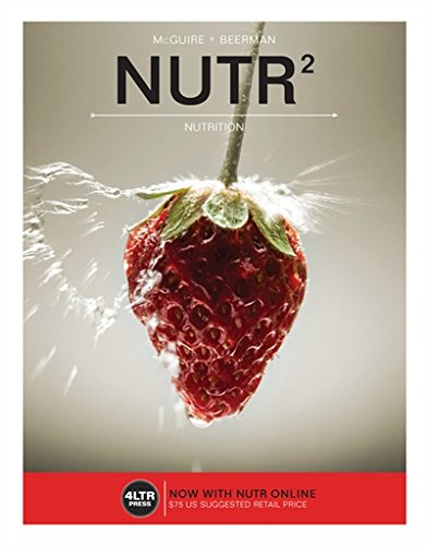 1337097470 - NUTR (with NUTR Online, 1 term (6 months) Printed Access Card) (New, Engaging Titles from 4LTR Press)