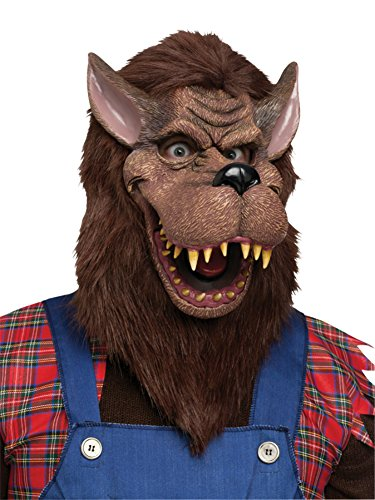Bad Adult Costume - Big Bad Wolf Costume Mask