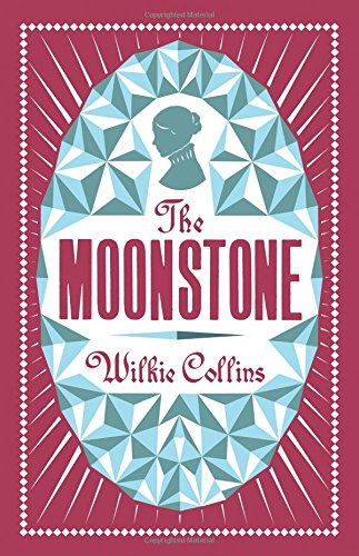 Book cover for The Moonstone