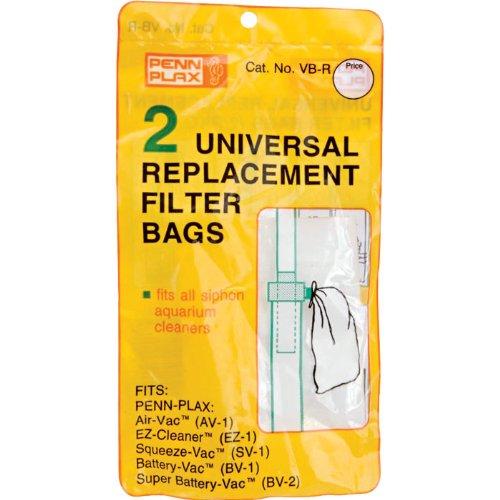 - Pen Plax VBR Replacement Filter Bags