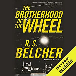 The Brotherhood of the Wheel Hörbuch