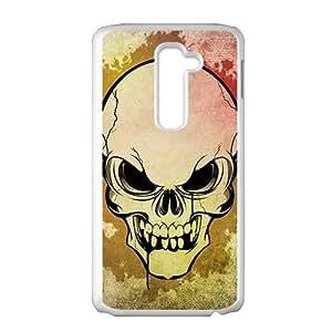 Double-dealing skull Phone Case for LG G2