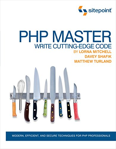 PHP Master: Write Cutting Edge Code by SitePoint