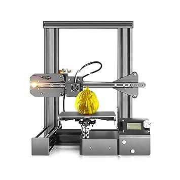 Impresora 3D Máquina Impresora 3D Escritorio FDM Lámparas de Luna ...