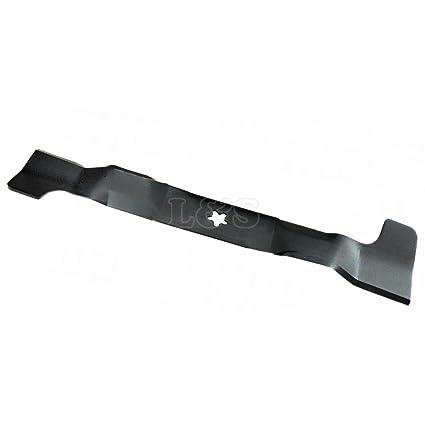 50 cm horario cuchilla para cortacésped Husqvarna CTH2038 CTH2238 - L y S ingenieros