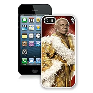 Wwe Superstars Collection Wwe 2k15 Ric Flair White New Personalized Custom iPhone 5 5S Case