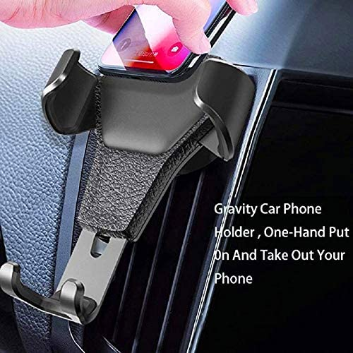 Huaxiangoh Cup Holder Phone Mount with 360/° Rotatable Cradle Long Neck Adjustable Automobile Car Phone Mount Universal for Cell Phone iPhone XR//XS Max//Xs//X//8 Plus//7 Plus//8//7 Samsung Galaxy S9//S9