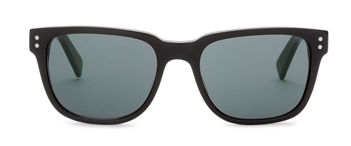 OTIS Eyewear Test Of Time : Black/Grey Polarized Mens Sunglasses
