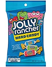 Jolly Rancher Original Hard Candy Fruit Flavours 198g Bag American Candy