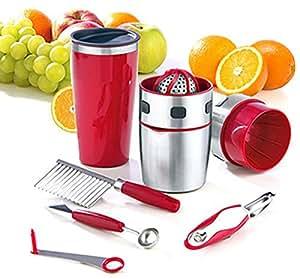 Stainless Steel juice extractor juice machine multifunctional Juicer.