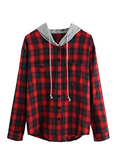 Flannel Sweatshirt - 1