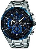 Casio  EFR-539D-1A2VUEF - Reloj de cuarzo para hombre, con correa de acero inoxidable, color plateado
