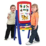 Crayola Qwikflip 2 Sided Easel Blue