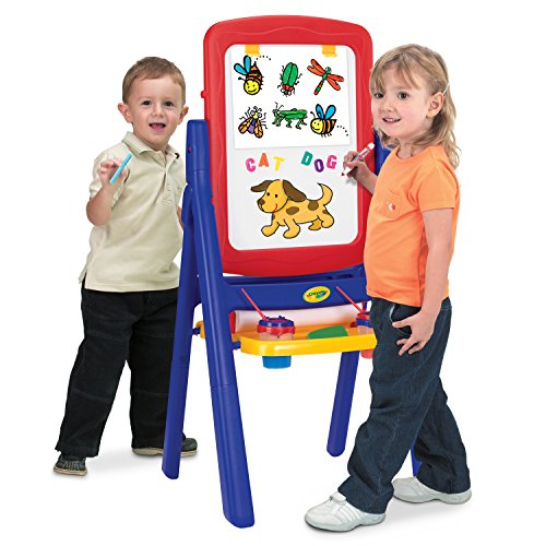 Crayola Qwik Flip 2 Sided (2 Sided Child Easel)