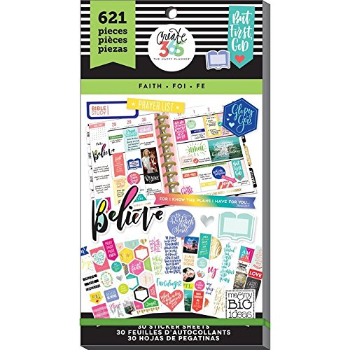 PPSV 17 2048 Create Planner Sticker Classic