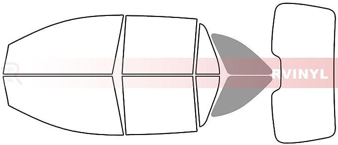 Rtint Window Tint Kit for Ford Edge 2007-2014 Back Kit 20/%