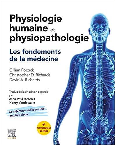 Physiologie humaine et physiopathologie: Les fondements de la médecine (Hors collection) (French Edition) - Original PDF